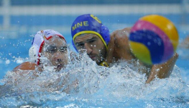 XXX Vasaras olimpisko spēļu vīriešu ūdenspolo turnīra ceturtdaļfināla spēļu rezultāti (08.08.2012)