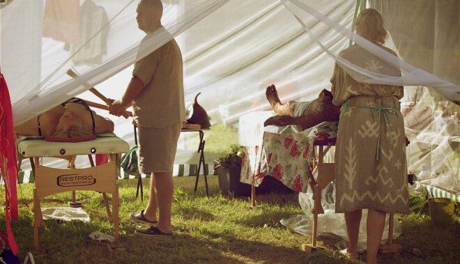 Labo sajūtu brīvdienas: Jelgavas novadā notiks pirts un veselības festivāls