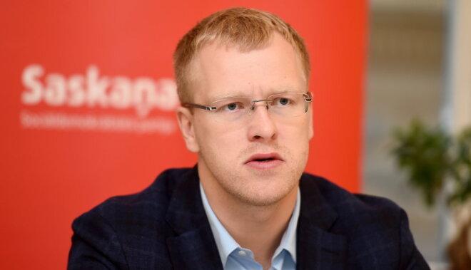 """Элксниньш: партия """"Согласие"""" должна победить на выборах в Даугавпилсе"""