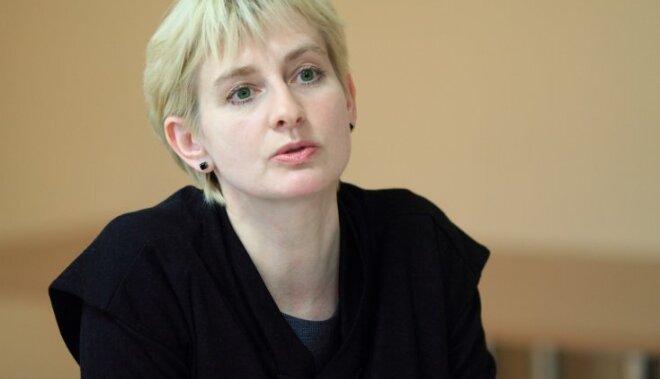 Юта Стрике объявила о начале политической карьеры: будет претендовать на пост мэра Риги