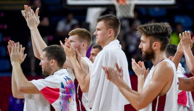 Latvija 'Eurobasket 2017' noslēgumā ierindojas rekordaugstā piektajā vietā