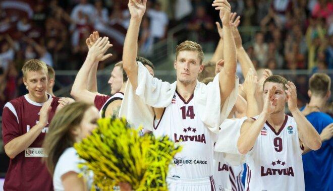 Latvijā notiks 2015.gada Eiropas basketbola čempionāts (papildināts pulksten 18:05)