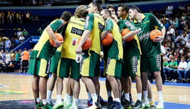 Окончательный состав сборной Литвы: Сабонис тоже едет в Ригу