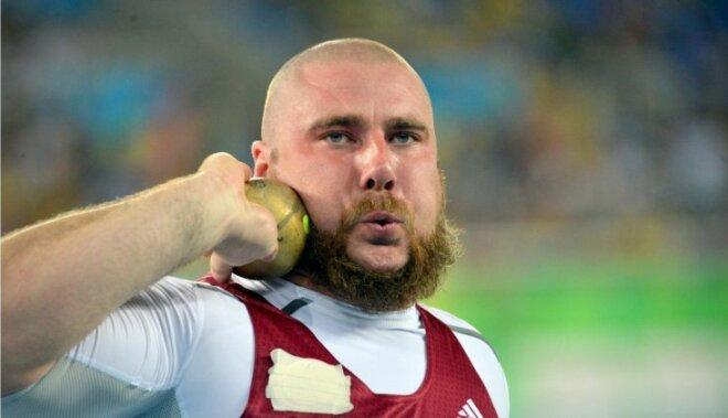 Paralimpiskās bronzas ieguvējs Bergs: sajūtas ir lieliskas, bet gribējās vairāk