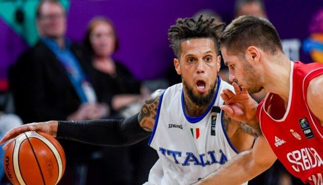 Латвия после поражения Италии стала пятой в Европе — лучший результат с 1993 года