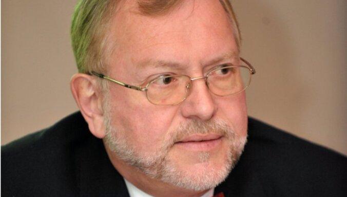Meroni paliek 'Latvijas naftas tranzīta' padomes priekšsēdētāja amatā