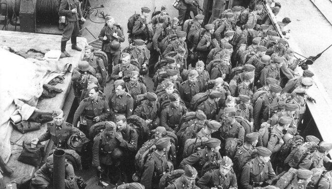 Somu karavīri 2. pasaules karā piedalījušies ebreju slepkavībās, pieļauj pētnieki