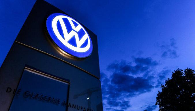 Vācijā sākas pirmās vērienīgās VW 'dīzeļgeitas' lietas izskatīšana