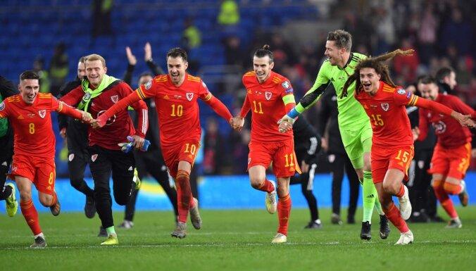 ЕВРО-2020: Сборная Латвии по футболу завершила отбор неожиданной победой над Австрией