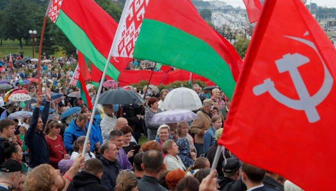 """""""Беларусь не отдадим"""". Чем живут сторонники Лукашенко"""