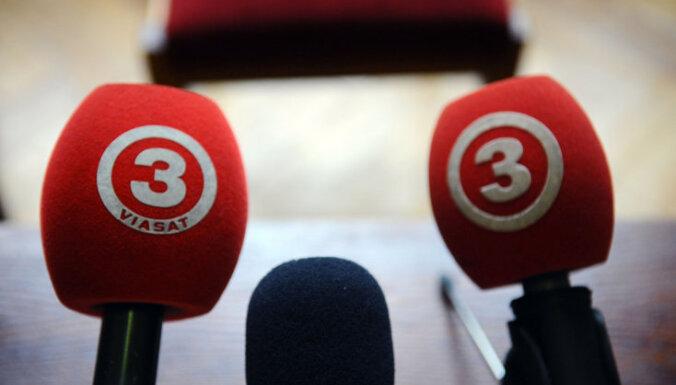 'TV3 Latvia' peļņa pērn palielinājusies par 18%