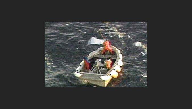 Aviokatastrofas upuru meklējumos