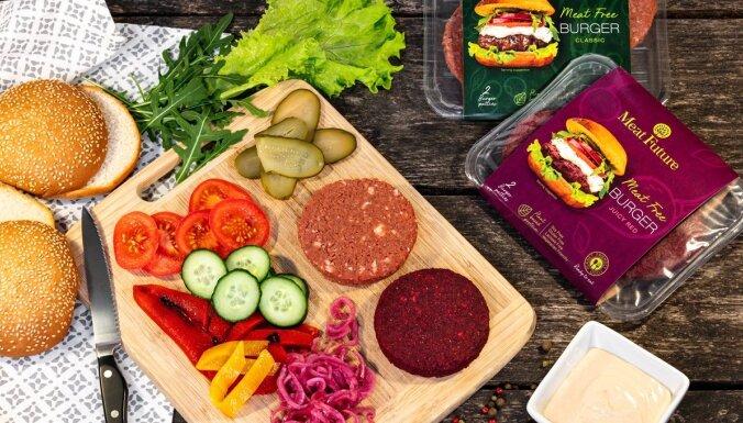 'Meat Future' – garšīga un planētai draudzīga nākotne
