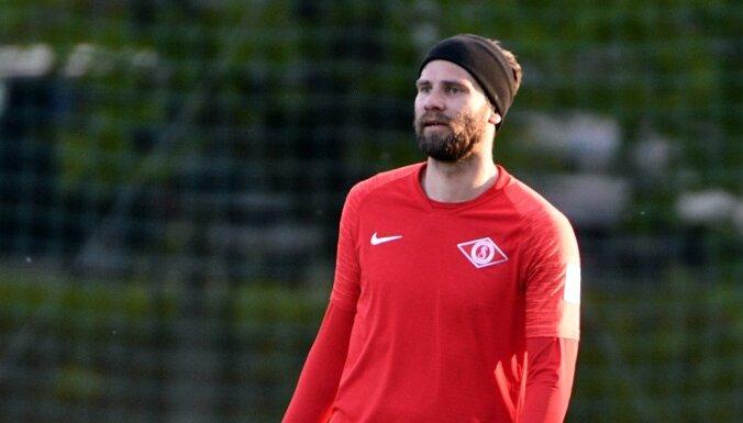Bijušais izlases futbolists Gauračs pēc sezonas noslēgs karjeru