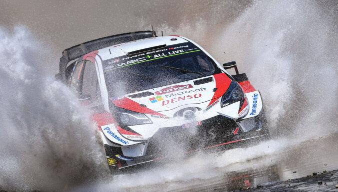 Eiropas čempionāta rīkotāji atbalsta Liepājas rallija pievienošanu WRC kalendāram