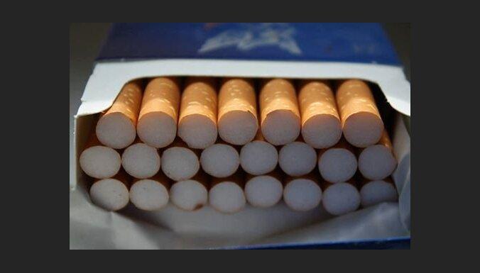 У жителя Агенскалнса изъяли 12 тысяч контрабандных сигарет