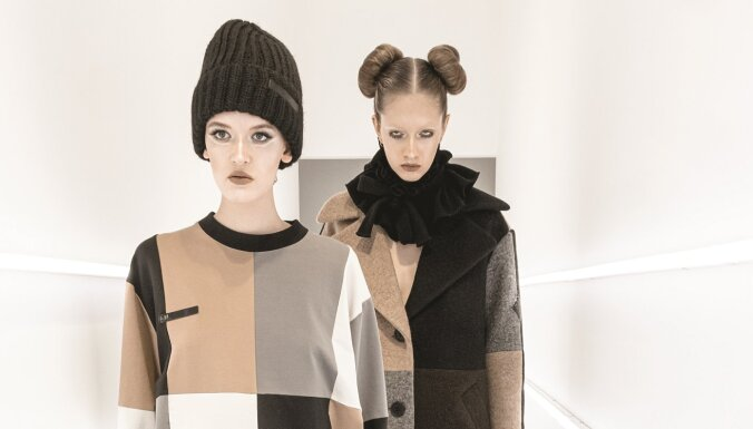 Латвийские дизайнеры примут участие в шоуруме в рамках Парижской недели моды