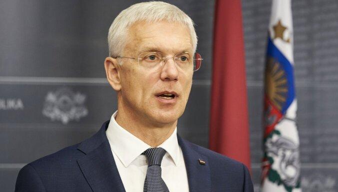 Кариньш не готов предложить повышение НДС для более стремительного сокращения ставки соцвзносов