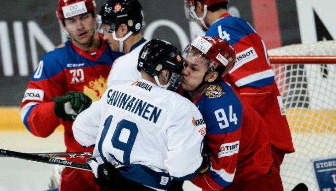 Finland Veli-Mati Savinainen, Russia Andrei Mironov