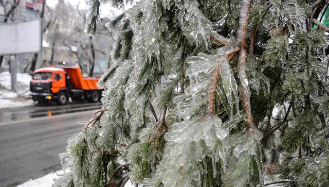 Холода в Латвии будут стоять всю следующую неделю