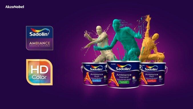 Новые цвета для твоей осени — раскрась ее красками Sadolin!