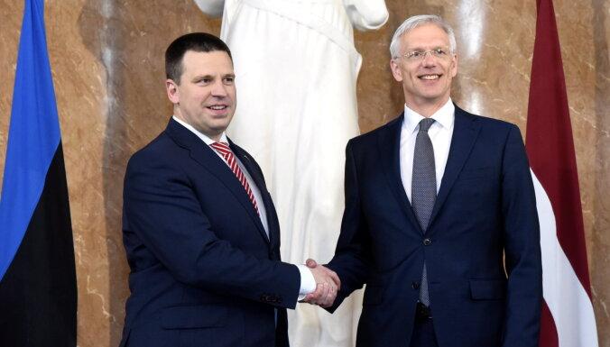Белорусские власти отклонили просьбу премьер-министров стран Балтии о визите