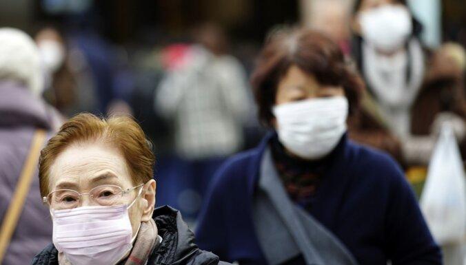 Noslēpumains vīruss Ķīnā prasījis divu cilvēku dzīvības