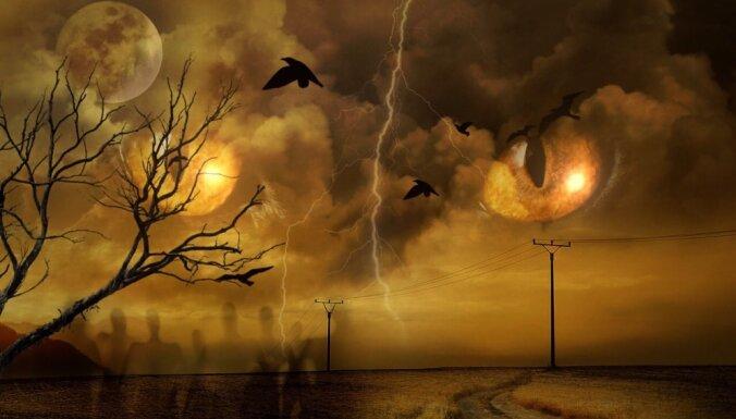 Самые популярные научные статьи года обещают апокалипсис