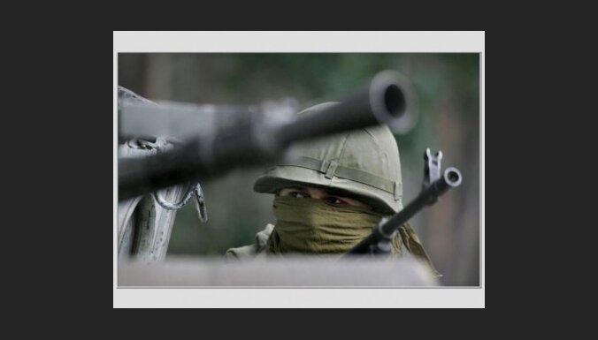 Saakašvili paraksta rīkojumu par uguns pārtraukšanu; Gruzija vēršas Hāgā pret Krieviju