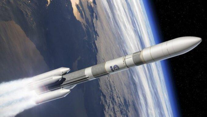 Eiropa būvēs jaunās paaudzes nesējraķeti 'Ariane 6'