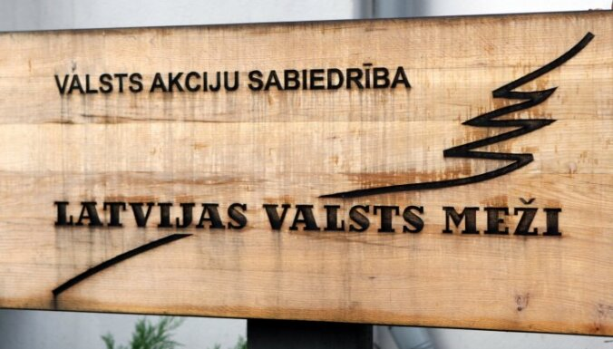 NKMP prasīs 'Latvijas Valsts meži' skaidrojumu par Avotiņu pilskalnā veiktajām darbībām