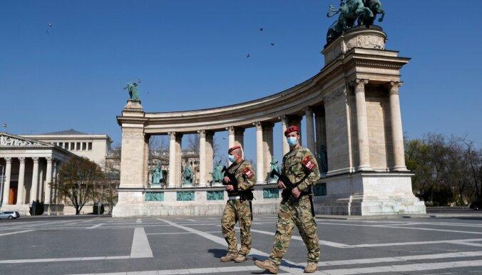 Covid-19: Ungārija atvieglo ierobežojumus