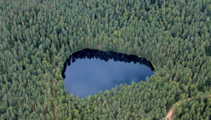 Zinātnieki aprēķina, cik visā pasaulē ir ezeru