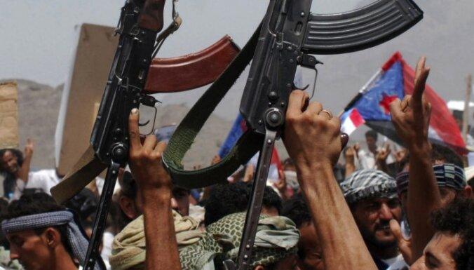 ЕС призвал все страны отказаться от поставок оружия Саудовской Аравии