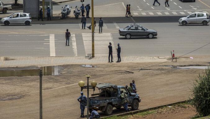 В Эфиопии при попытке переворота убили главу генштаба