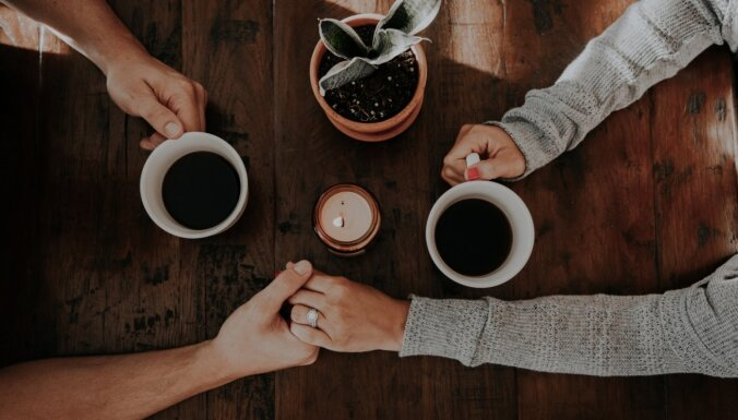 Piecu soļu plāns gandrīz izjukušas laulības glābšanai