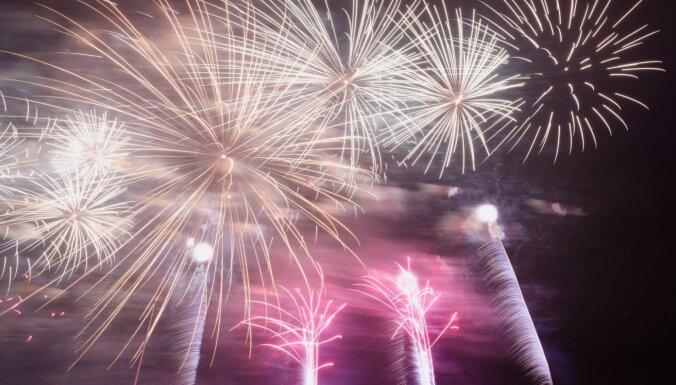 Сигулда может стать первым городом, в котором Новый год встретят без салюта