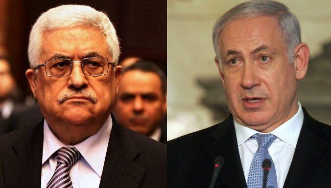 Начались переговоры между Израилем и Палестинской автономией