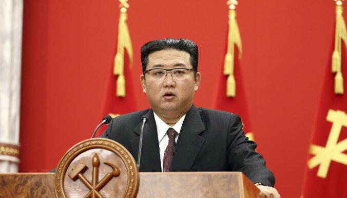 Kims mudina amatpersonas panākt ziemeļkorejiešu dzīves kvalitātes uzlabošanos