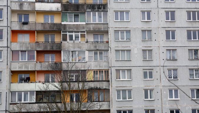 Cэкономленные на ревизии OIK 5 млн евро могут направить на реновацию многоэтажек советских времен
