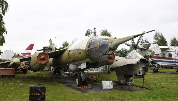 Рижский музей авиации переедет под Скулте