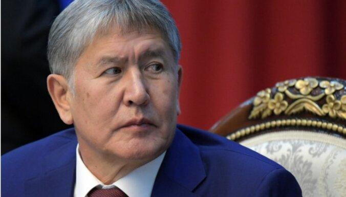 Экс-президента Кыргызстана Алмазбека Атамбаева приговорили к 11 годам