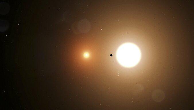 Pusaudzis atklāj planētu jau trešajā prakses dienā NASA