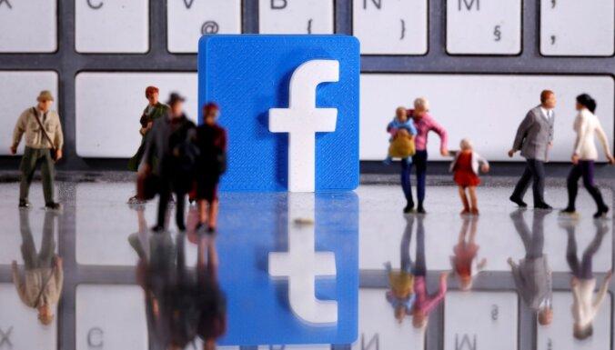 Личные данные полумиллиарда пользователей Facebook попали в открытый доступ