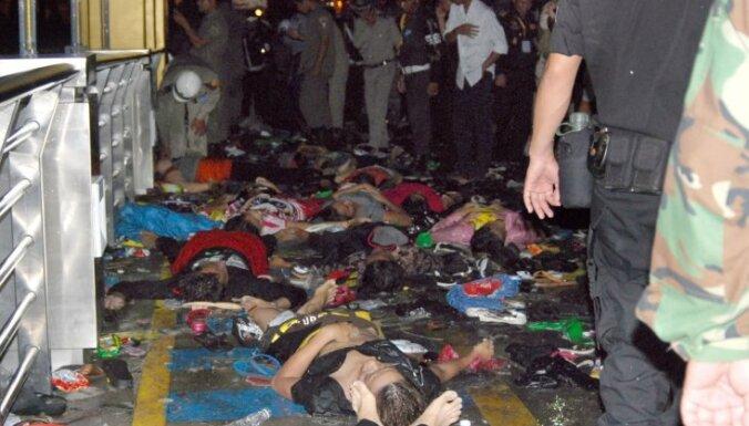 339 cilvēki gājuši bojā Kambodžas festivālā