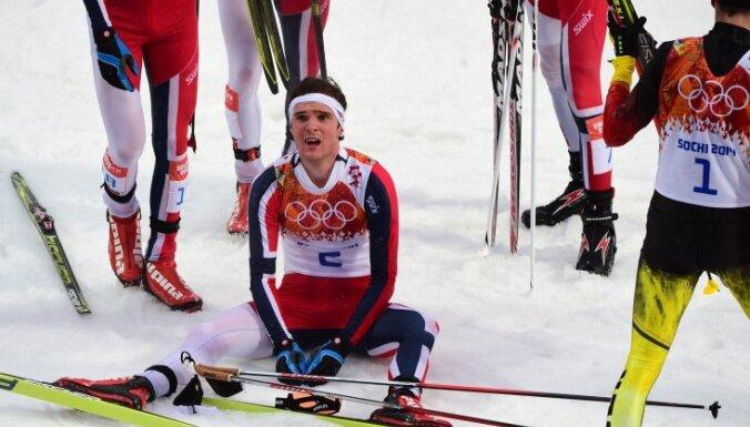 Сочи. 18 февраля: Норвегия в погоне за Германией, Россия— 5-я