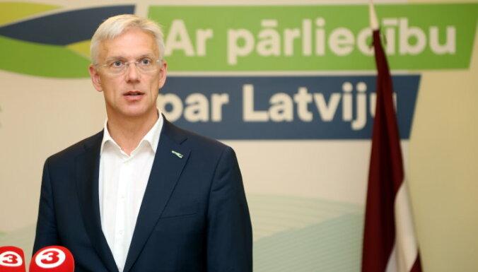 Kariņš piedāvā valdību veidot bez ZZS; NA sola demogrāfijas lietu ministra posteni (plkst. 15.36)