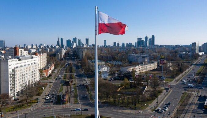 Baltkrievija izraida vēl divus poļu diplomātus