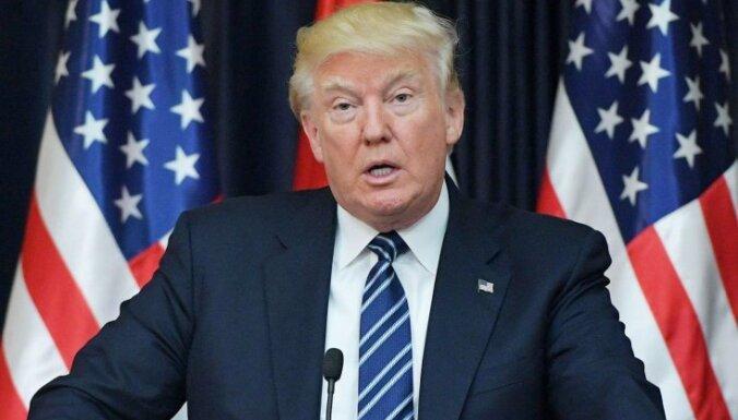 Трамп прокомментировал слова сенатора о возможном начале третьей мировой войны