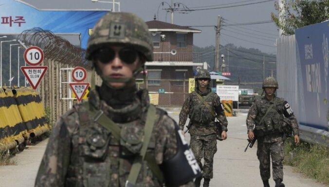 КНДР и Южная Корея возобновили переговоры об урегулировании кризиса